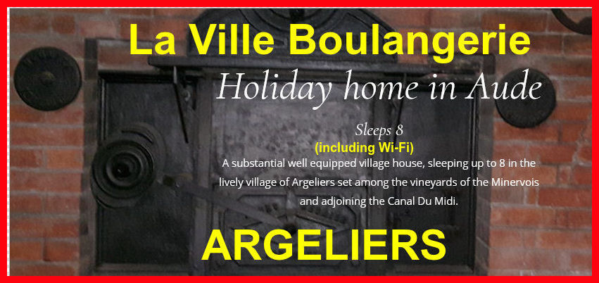 Argeliers and WIFI
