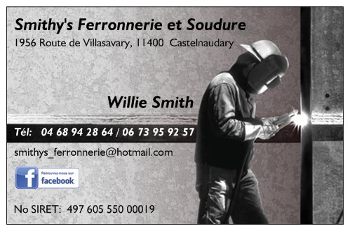willi the welder
